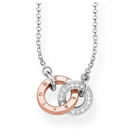 Thomas Sabo D_KE0033-095-14-L45v Damen-Collier Together