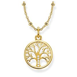Thomas Sabo KE1827-414-14-L45v Damen-Halskette Tree of Love