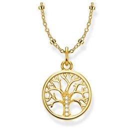 Thomas Sabo KE1827-414-14-L45v Ladies´ Necklace Tree of Love