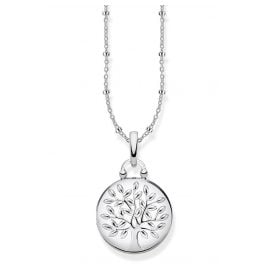 Thomas Sabo KE1831-001-21-L45v Damenhalskette Medaillon Tree of Love