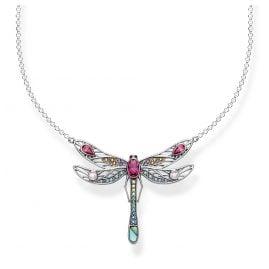 Thomas Sabo KE1838-998-7-L45v Ladies´ Necklace Dragonfly large