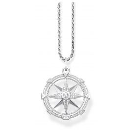 Thomas Sabo KE1850-051-14-L45 Ladies´ Necklace Compass