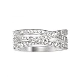Thomas Sabo TR2012-051-14 Ladies Ring Eternity