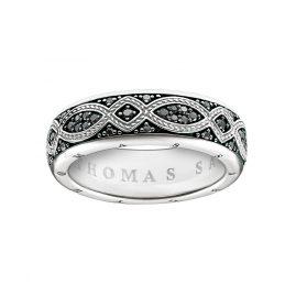 Thomas Sabo TR2087-643-11 Bandring Love Knot