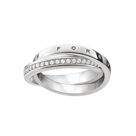 Thomas Sabo TR2099-051-14 Ladies Ring Together Forever