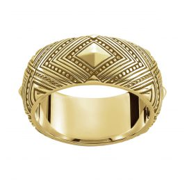 Thomas Sabo TR2127-413-39 Ladies Ring Africa Ornaments