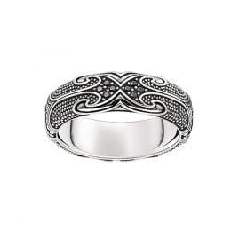 Thomas Sabo TR2100-643-11 Unisex-Ring Maori