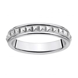 Thomas Sabo TR2188-637-21 Unisex Silber-Ring Nieten