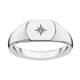 Thomas Sabo D_TR0038-725-14 Ladies' Ring Vintage Star Silver