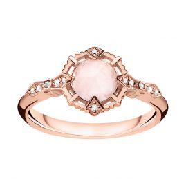 Thomas Sabo D_TR0043-925-26 Ladies' Ring Vintage Rose