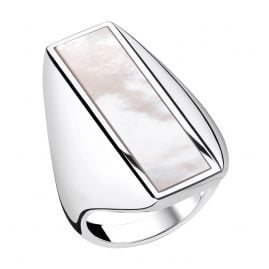 Thomas Sabo TR2220-029-14 Damen-Ring Perlmutt