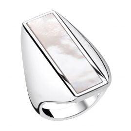Thomas Sabo TR2220-029-14 Ladies´ Ring Mother-of-Pearl