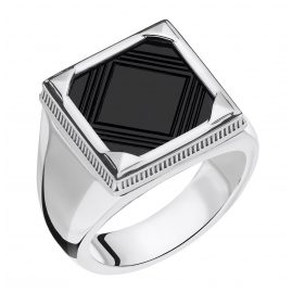 Thomas Sabo TR2211-698-11 Men´s Ring Onyx