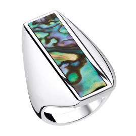 Thomas Sabo TR2220-509-6 Ladies´ Ring Abalone Mother-of-Pearl
