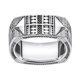 Thomas Sabo TR2203-637-21 Unisex Ring Ethno