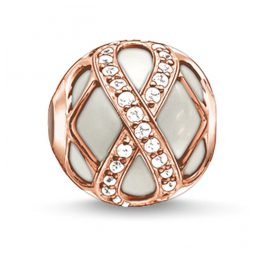 Thomas Sabo K0175-841-14 Bead Infinity Rose