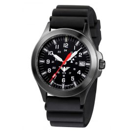 KHS BPT.DB Mens Watch Black Platoon Titanium