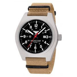 KHS INCS.NT Men's Wristwatch Inceptor Steel