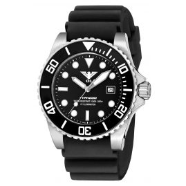 KHS TYS.DB Diver Watch Typhoon Steel