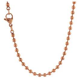 Blumenkind SC073R Damen-Halskette Roségold