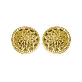 Traumfänger TFE01SGO Damen-Ohrringe Petit goldfarben