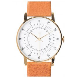 Squarestreet PS-06 Armbanduhr in Unisex-Größe Plano