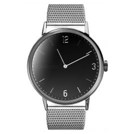 Kanske Denmark 304 Mens Watch Sincere Silver Tone
