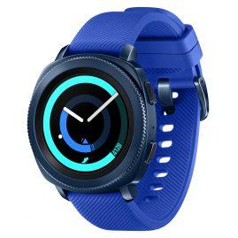 Samsung SM-R600 Smartwatch Gear Sport Blau
