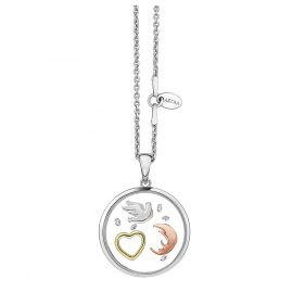 Astra PA5247-CZ Damen-Collier Calm In Your Heart