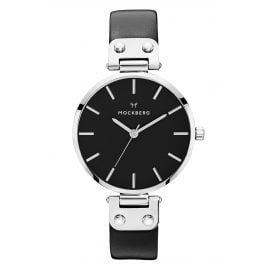 Mockberg MO111 Ladies Watch Astrid Black
