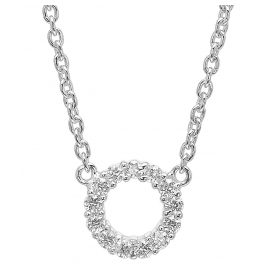 Sif Jakobs Jewellery SJ-C337(1)-CZ Halskette Biella Piccolo