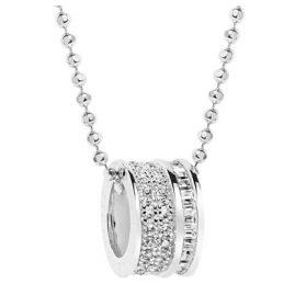 Sif Jakobs Jewellery SJ-P1028-CZ Damen-Halskette Corte Piccolo