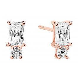 Sif Jakobs Jewellery SJ-E1299-CZ(RG) Ohrringe Antella Piccolo Rosè
