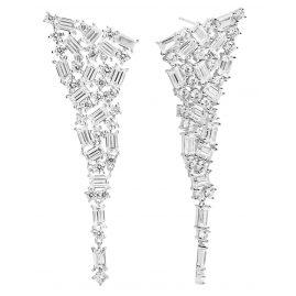 Sif Jakobs Jewellery SJ-E0340-CZ Earrings Antella Grande