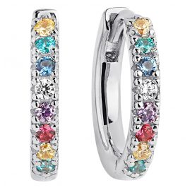 Sif Jakobs Jewellery SJ-E2859-XCZ Ohrringe Creolen Ellera