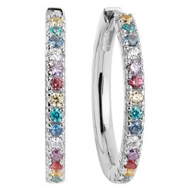 Sif Jakobs Jewellery SJ-E2869-XCZ Ohrringe Creolen Ellera Grande