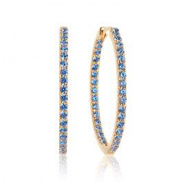 Sif Jakobs Jewellery SJ-E1790-BLN(YG) Damenohrringe Bovalino