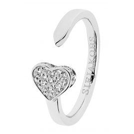 Sif Jakobs Jewellery SJ-R2185-CZ Damenring Amore Silber