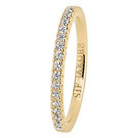 Sif Jakobs Jewellery SJ-R2869-CZ(YG) Damenring Ellera