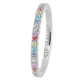 Sif Jakobs Jewellery SJ-R2869-XCZ Ladies' Ring Ellera Silver