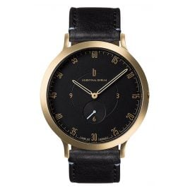 Lilienthal Berlin L01-106-B004B Watch L1 gold/black