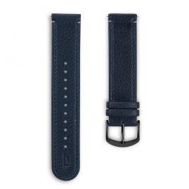 Lilienthal Berlin B003C Lederband dunkelblau/schwarz