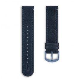 Lilienthal Berlin B003E Lederband dunkelblau/blau