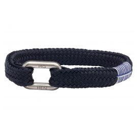 Pig & Hen P18-63000 Herrenarmband Limp Lee Navy