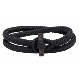 Pig & Hen P06-90000 Men's Bracelet Tiny Ted Black