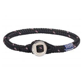 Pig & Hen P26-90452 Men's Bracelet Raging Rory Black/Violet CC