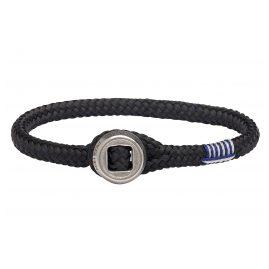 Pig & Hen P26-90632 Men's Bracelet Raging Rory Black/Navy CC