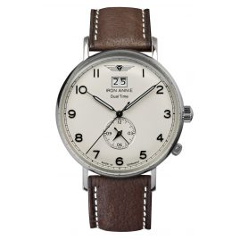 Iron Annie 5940-5 Men's Watch Amazonas Dual Time