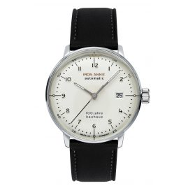 Iron Annie 5056-1 Automatic Men's Watch 100 Jahre Bauhaus