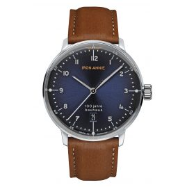 Iron Annie 5046-3 Men's Watch 100 Jahre Bauhaus